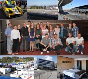 Wochende am Nürburgring